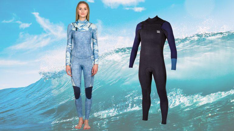 billabong revolution wetsuit im neoprenanzug-test