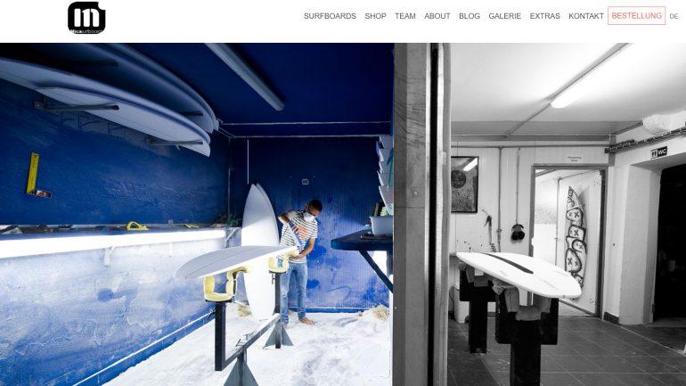 mica surfboards im test homepage