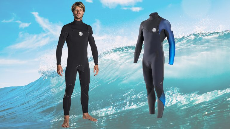 ripcurl e-bomb im wetsuit test