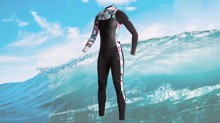 roxy permormance wetsuit im neoprenanzug-test