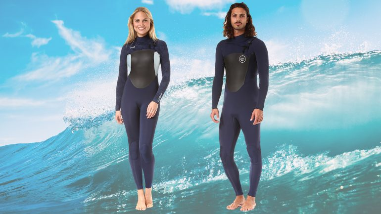 xcel axis wetsuit im neoprenanzug test