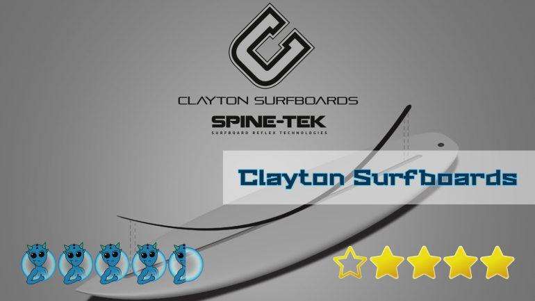 cover image mit bewertung des clayton surfboards test