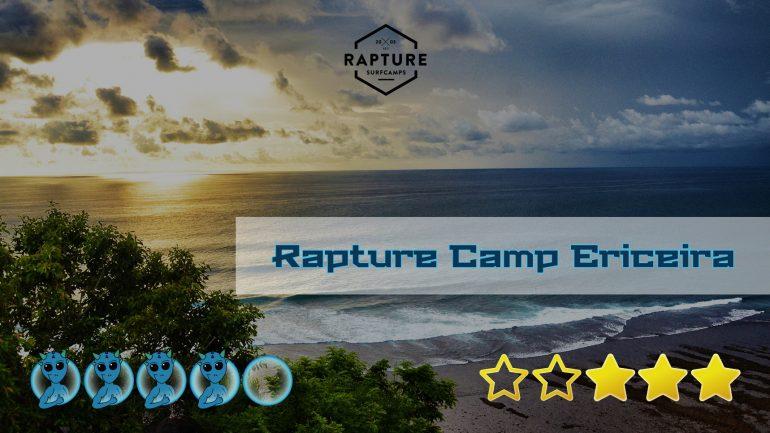 Rapture Ericeira Surfcamp im Test mit Bewertung