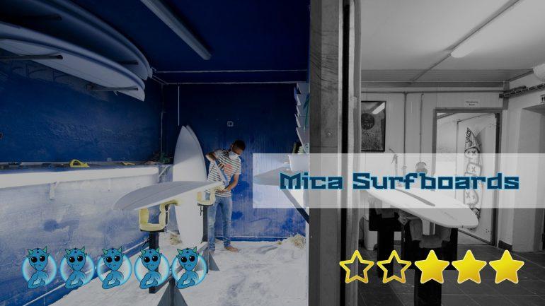 test und bewertung des mica surfboards shop