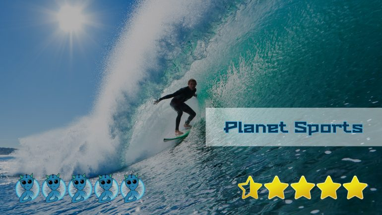 cover image mit bewertung des Planet Sports Onlineshops