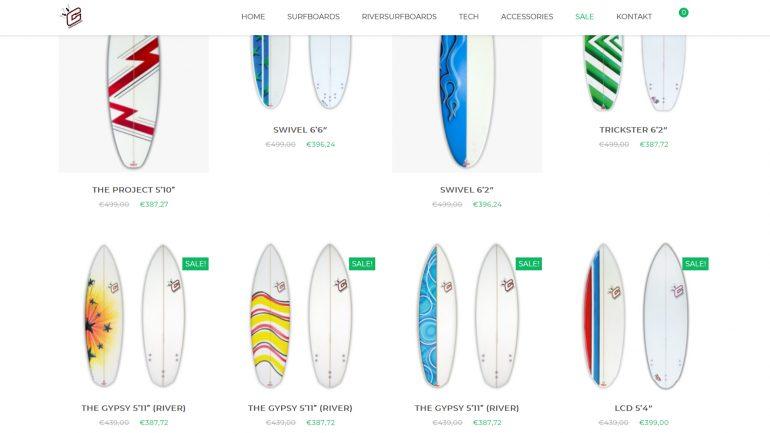 surfbretter im ausverkauf bei clayton surfboards
