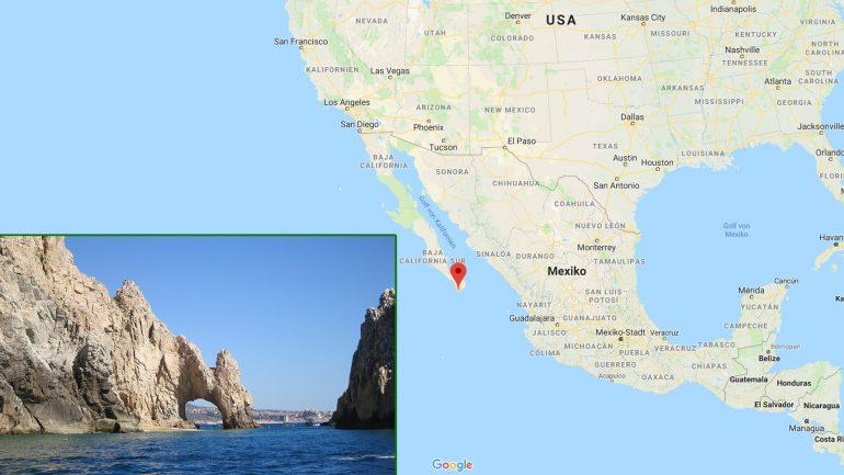 geographische lage von cabo san lucas und warum der ort eine top surf-adresse ist