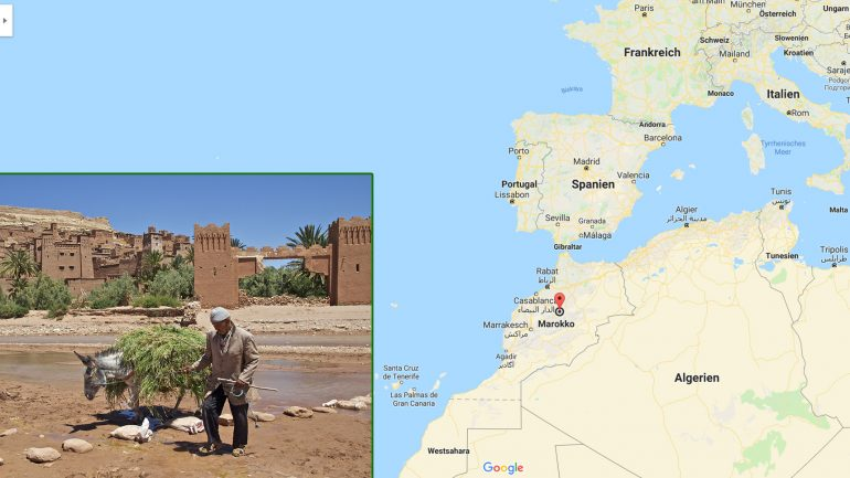 top surfdestinationen marokko inkl. geographischer Lage