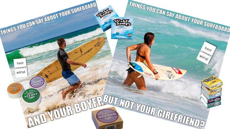 surfwachs meme gewinnspiel auf surfboard-test instagram surfing draco
