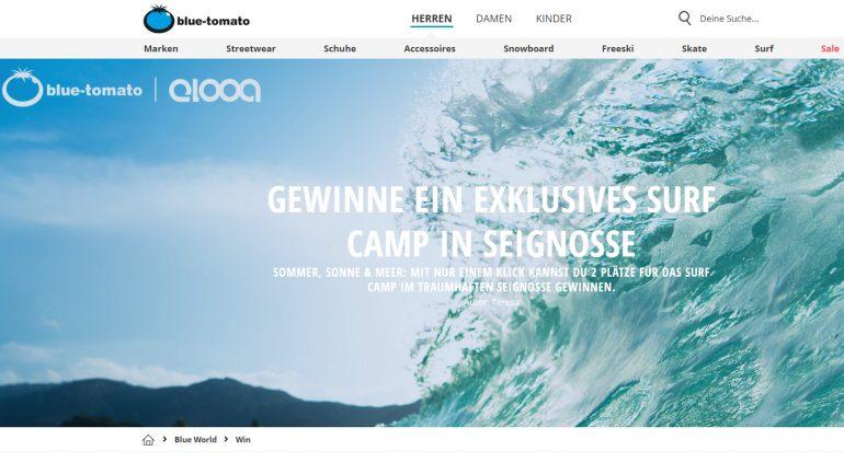 surftrip nach Frankreich für dich und einen partner gewinnen im surfcamp